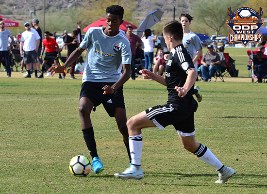 ODP Recap (Sunday): Two Teams Advance To Finals