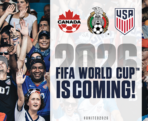 United States Awarded 2026 World Cup