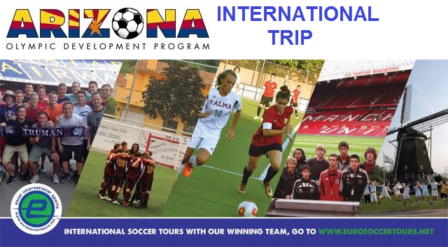 ODP INTERNATIONAL TRIP PLANNED