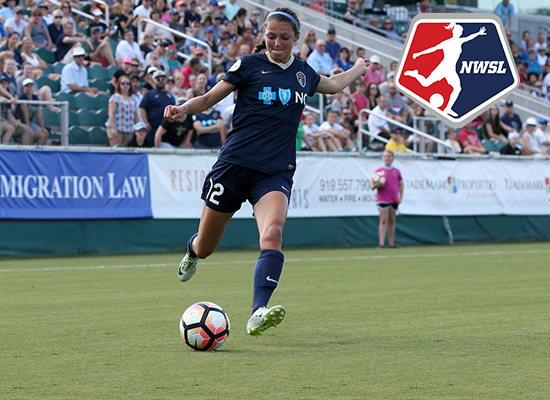 Arizona's Ashley Hatch Is Named NWSL Rookie...