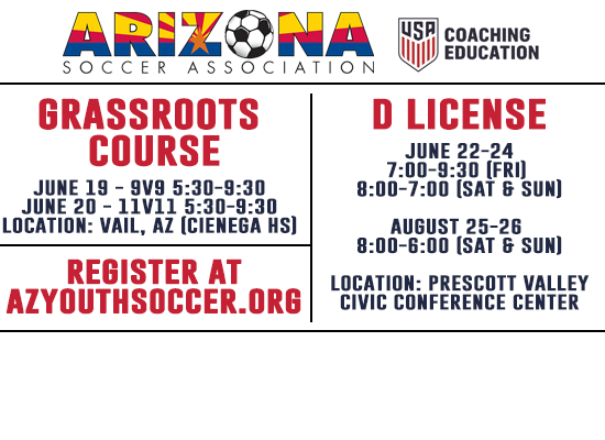 Register For Coaching Education Courses