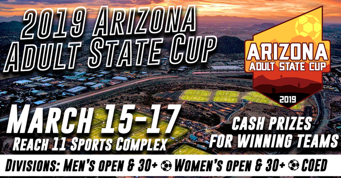 Register 2019 Arizona Adult State Cup