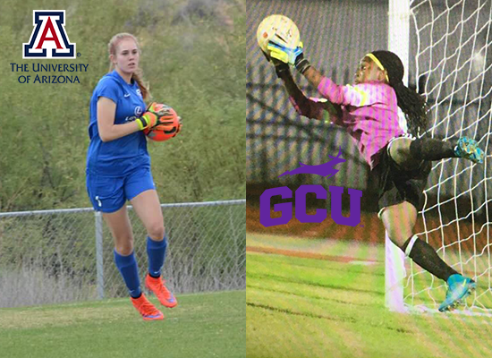 Girls Commitments: Goalkeepers Find Homes At Loc