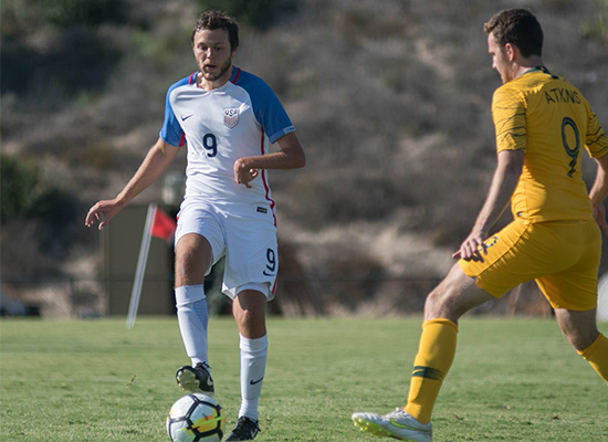 Flagstaff's John Sullivan Set For IFCPF Copa Ame