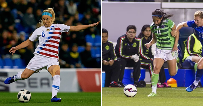 Two AZ Natives Featured in U.S. vs Mexico Friend
