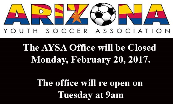 Office Closed - Monday