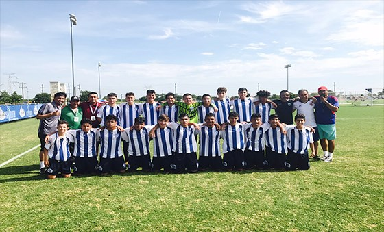 Tuzos Advance to US Youth Soccer National...