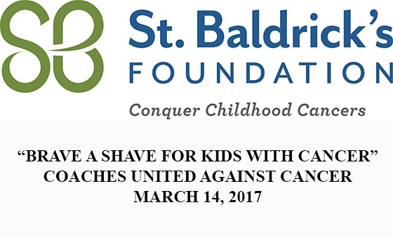 BRAVE A SHAVE FOR KIDS WITH CANCER
