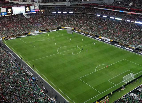 State Farm Stadium To Host 2019 Gold Cup Semifin