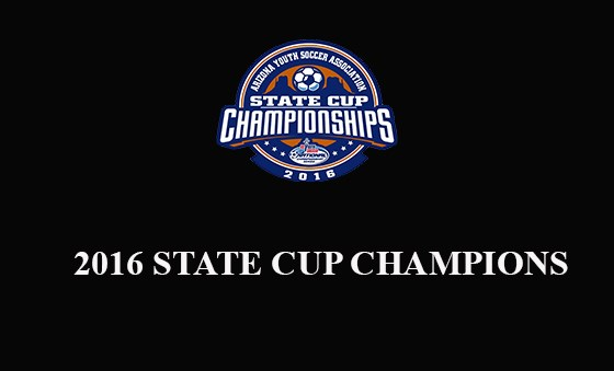 2016 Arizona State Cup Champs Crowned!