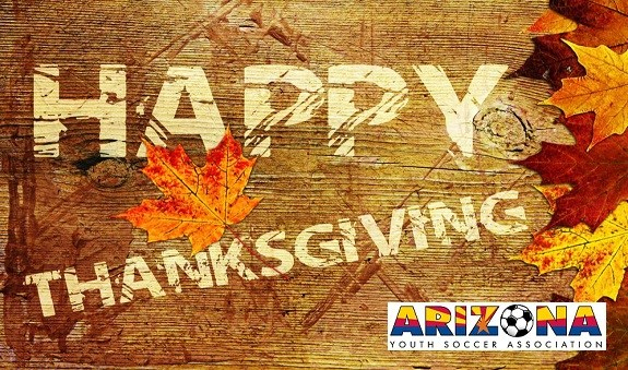 HAPPY THANKSGIVING FROM AYSA!