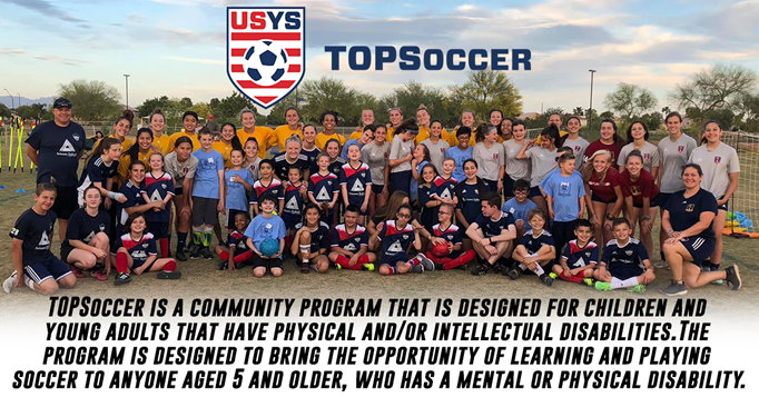TOPSoccer Coach/Buddy Course Sunday, July 28th