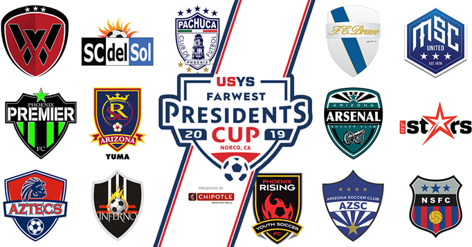22 Teams From 14 Different Clubs Set For US...