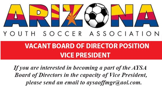 Vacant Board of Director Position