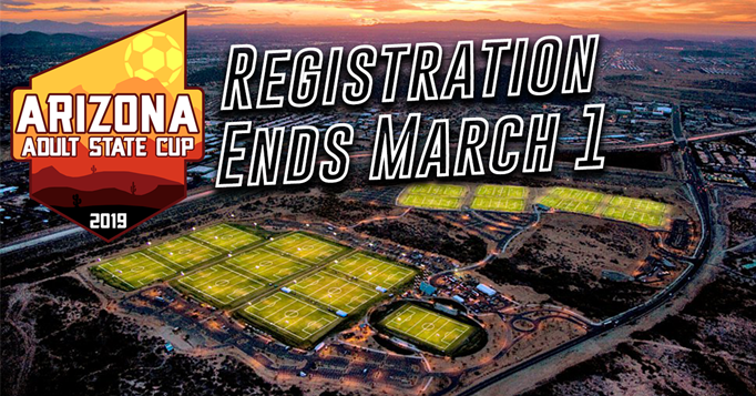 Register Adult State Cup