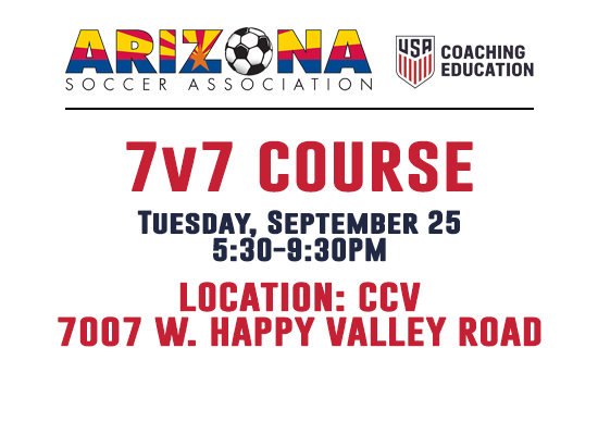 Register: 7v7 Coaching Course