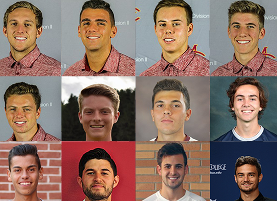 15 Arizona Players Set For DII & DIII NCAA Men's