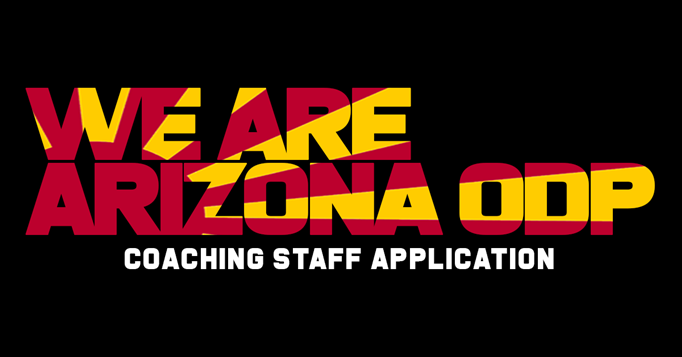 Coaching Application Form: ODP