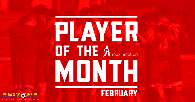 Max In Motion Nominations (February) Now Open