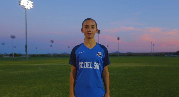 Maggie Cagle Called Up To U-14 Girls'...