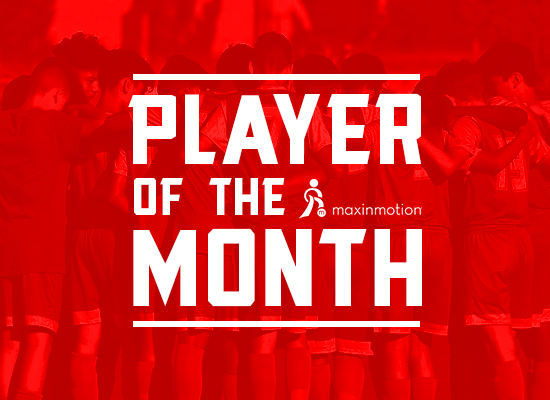 Nominate A Player Of The Month