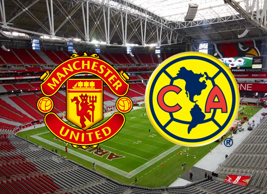 Manchester United to face Club America in PHX