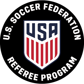 2016 US Soccer Referee Logo