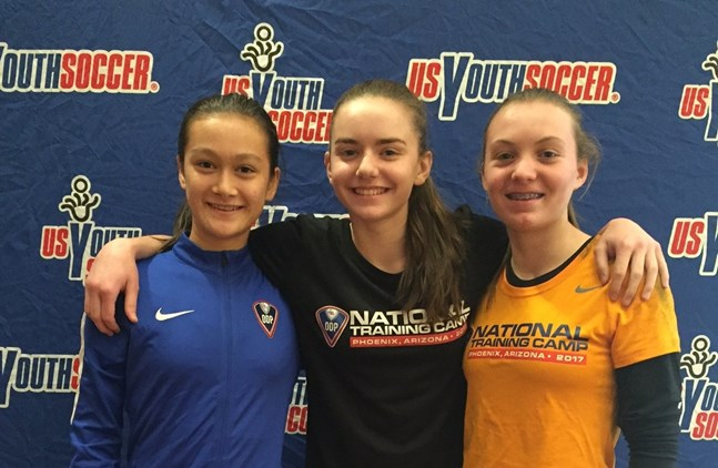 ODP Players Represent Vermont at National...