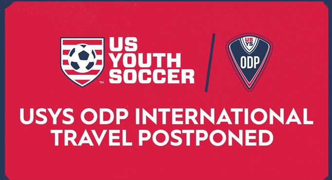 2020 USYS ODP International Trips Postponed