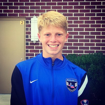 Zack Logan to Represent VT ODP in London...