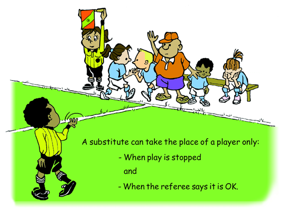 Quick Referee Tip #1 - Fall 2018