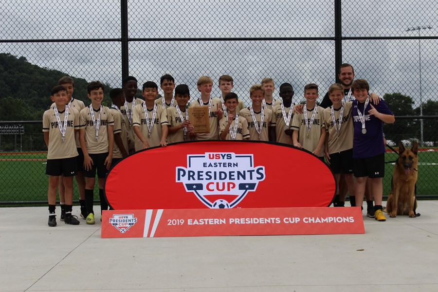 3 MSYSA Teams On to National Presidents Cup   Maryland State Youth