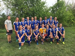 SAC Girls u14