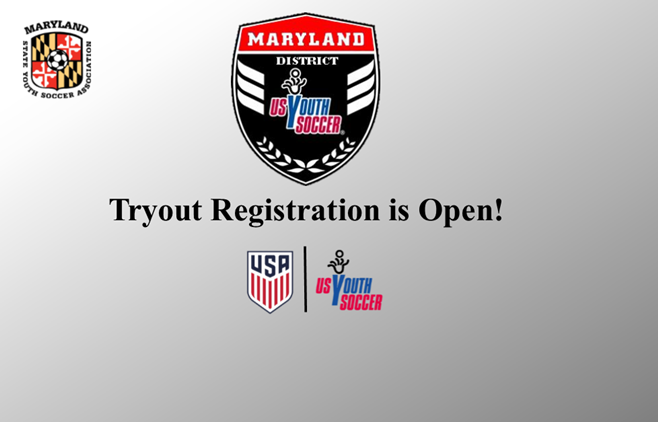 District ODP Tryout Registration is Open