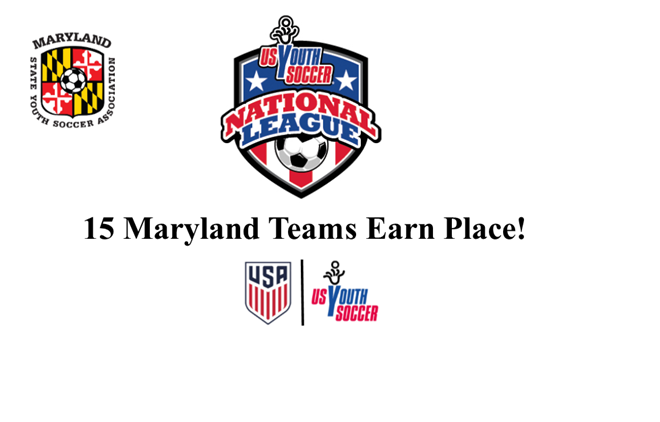 15 MSYSA Teams Earn Place in National League!