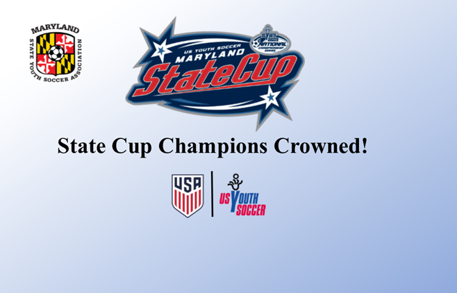State Cup Champions Crowned!