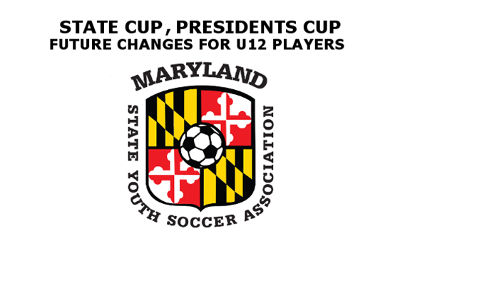 Future Cup Changes for U12 Players