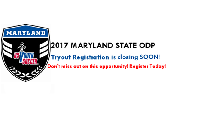 ODP tryouts currently taking place