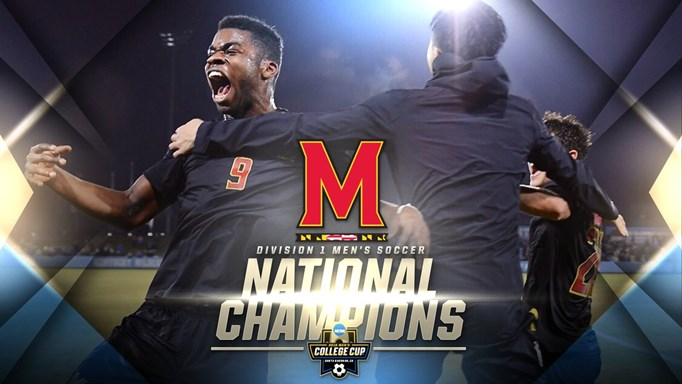 Maryland Terps Win NCAA Division 1 Title!