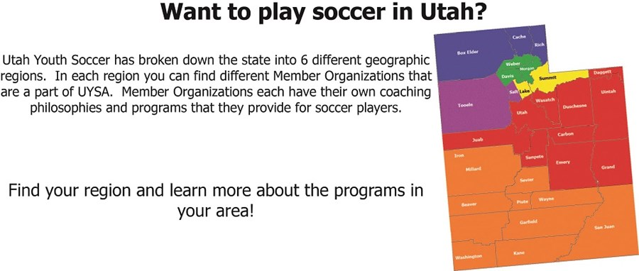 How To Sign Up | Utah Youth Soccer