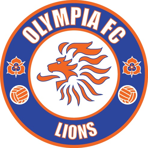 Olympia Fc Lions Logo Orange Internet