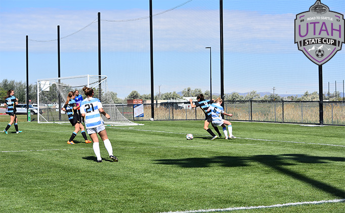 Quarterfinals at State Cup