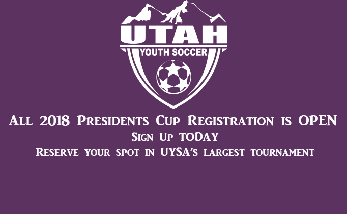 2018 Presidents Cup Registration