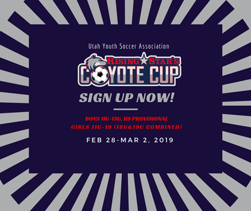 Coyote Cup Registration Open