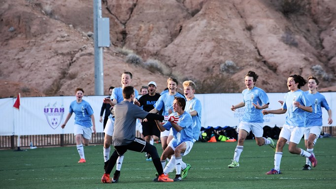 On to the Semis at 2018 RSL Presidents Cup