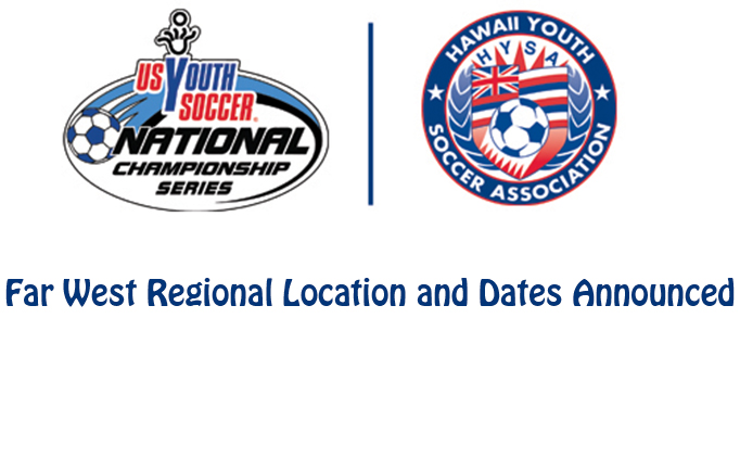 Far West Regionals Dates and Location