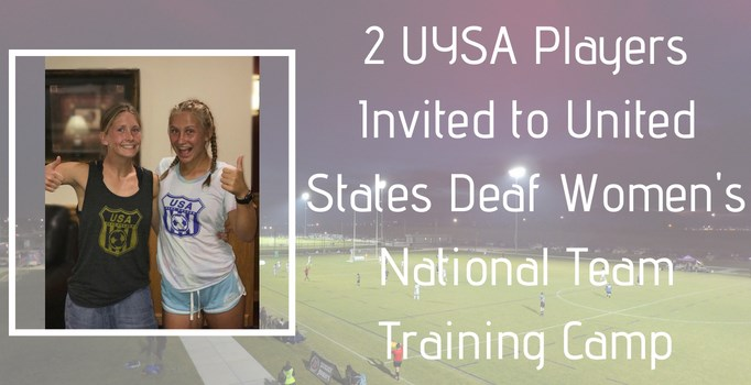 2 UYSA Players Called into USDWNT Camp