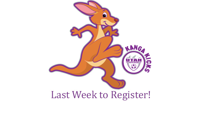 Last Week to Register for Kanga Kicks