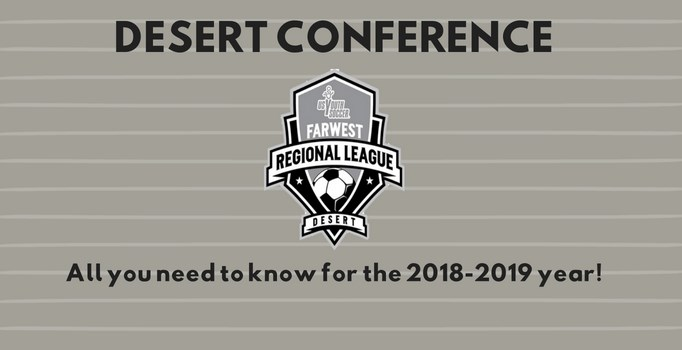 2018-2019 National League Desert Conference