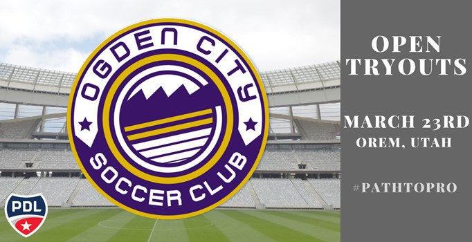 2018 Ogden City SC Open try out